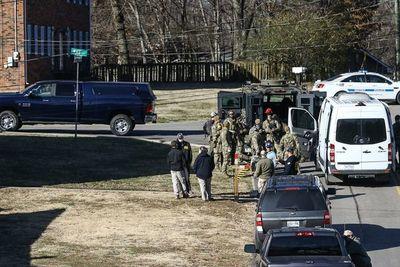 El autor del ataque de Nashville murió en la explosión, dice la Policía