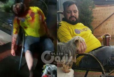 Acribillan a tiros a un contador en Pedro Juan