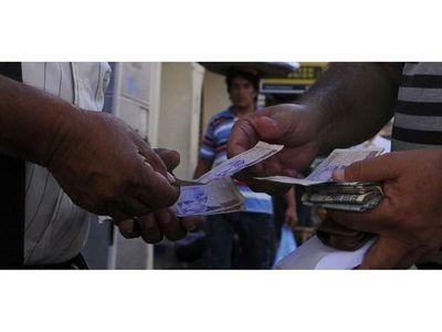 Estiman que unas 600 casas de cambio operan en la informalidad