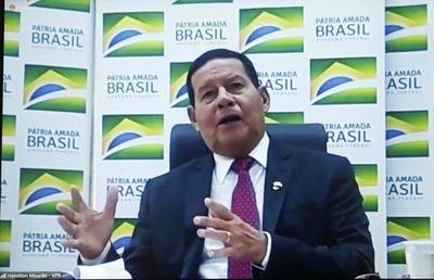 El vicepresidente de Brasil da positivo en coronavirus