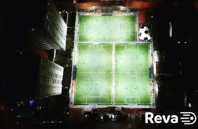 Reva: La aplicación para reservar canchas de fútbol, pádel y tenis