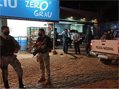 Sicarios matan de 8 disparos a un hombre en Pedro Juan Caballero