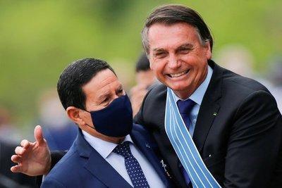 El vicepresidente de Brasil dio positivo al COVID-19 y ya cumple el aislamiento