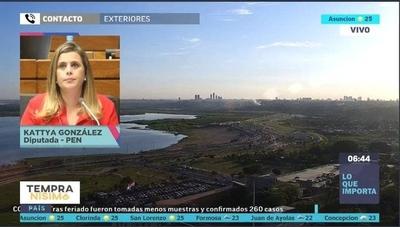 HOY / Diputada Kattya González, sobre el escandaloso acuerdo de Petropar