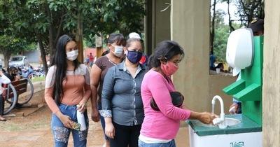 Coronavirus en San Lorenzo: 2.000 activos