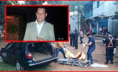 Imputación y rebeldía para hombre que mató a su vecina por pirotécnia