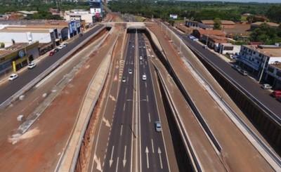 Multiviaducto CDE: Cierran el año con el 80% de avance de las obras