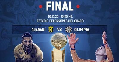 Final del Torneo Clausura 2020: se dará con el clásico añejo