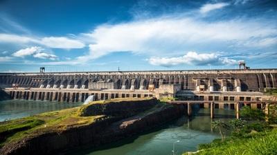 Producción acumulada de Itaipu alcanzó el valor de la energía garantizada del año