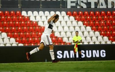 Iván Torres anota el golazo de la jornada