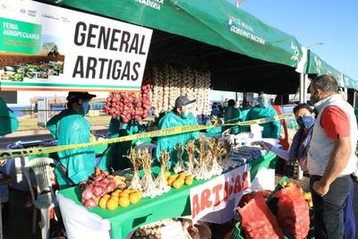 Gran Feria Año Paha mañana en la Costanera de Asunción