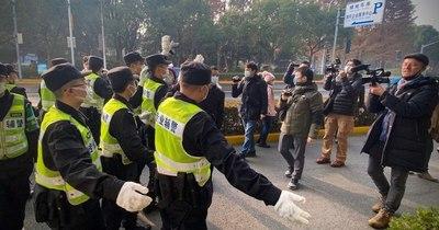 La Nación / Cuatro años de prisión para periodista ciudadana que cubrió la epidemia en Wuhan