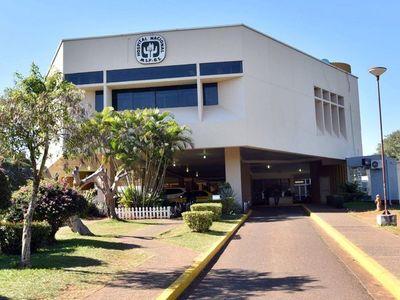 Más de 500 funcionarios tuvieron Covid-19 en el Hospital Nacional
