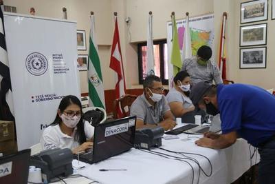 SEN finalizó transferencias monetarias como ayuda de emergencia en Alto Paraná