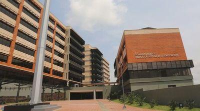 CDE: trasladan oficinas judiciales a nuevo Palacio de Justicia
