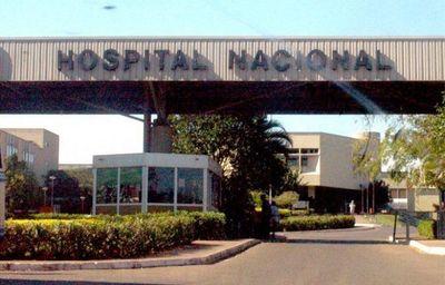 Más de 500 funcionarios del Hospital Nacional de Itauguá ya tuvieron Covid
