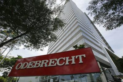 Imponen millonarias multas a implicados en el caso Odebrecht en Colombia
