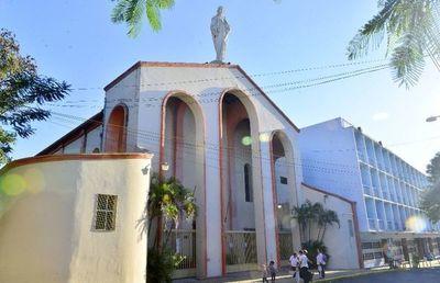 Por falta de fieles, la Arquidiócesis de Asunción suprimió la parroquia del Salesianito