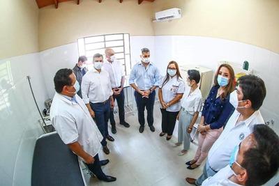Paraguarí fortalece servicios médicos y educativos con inversión de G. 6.900 millones