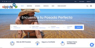 Con plataforma digital buscan facilitar reservas en Posadas Turísticas y establecimientos rurales
