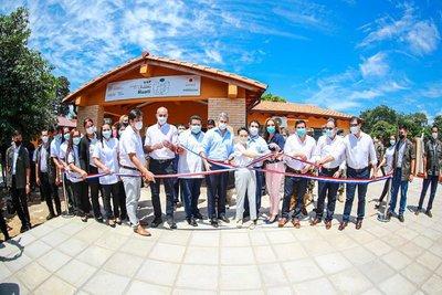 Departamento de Paraguarí amplia potencial de asistencia médica