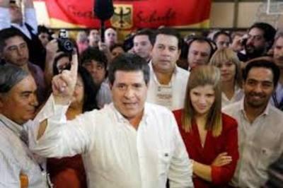 La reserva moral de este país es la familia colorada – Prensa 5