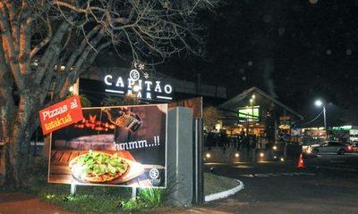 Inician investigación penal contra responsables de «Capitâo Bar» por aglomeración