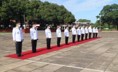 HOY / Ministerio del Interior pedirá más presupuesto para la Policía Nacional