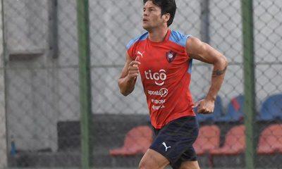 Nelson Haedo Valdez ya no continuará en Cerro Porteño