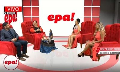 Epa! TV arrancó con la predicción para el 2021