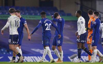 El Chelsea no pasa del empate