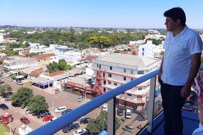 Joven y exitoso emprendedor pedrojuanino Fernando Esteche anuncia su precandidatura a la Intendencia
