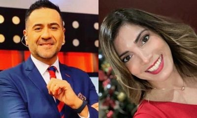 """Fiscal Majo Abed es Miss Tribunales. """"Es hermosa"""", le bajó el Potro Pérez"""