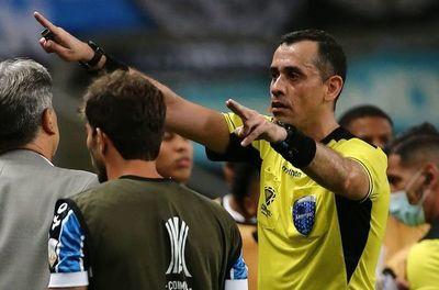 Jueces para las semis de Libertadores y Sudamericana