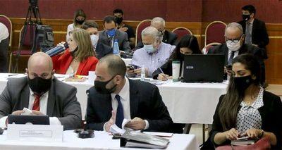 Tribunal deja en libertad a OGD, Oviedo Matto, Fernández Lippmann y Caballero
