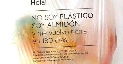 La Nación / Habilitaron la primera fábrica de bioplástico en el Paraguay
