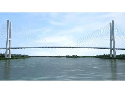 Presentan estudio de factibilidad y diseño final del futuro puente Bioceánico