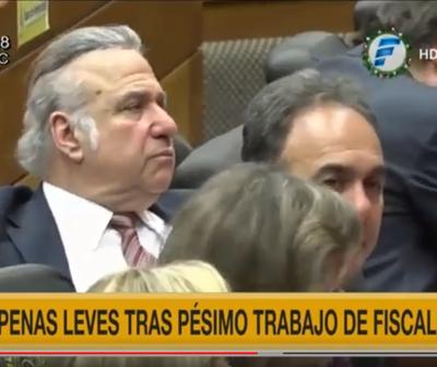 La condena a González Daher, Fernández Lippmann y Caballero