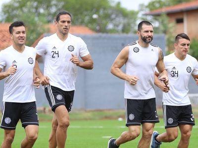 Roque, Antolín y el resto están a disposición de Gorosito para la final
