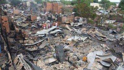 Chacarita: «Zona afectada ya  no será ocupada»