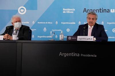 Coronavirus: Argentina inicia hoy su plan de vacunación
