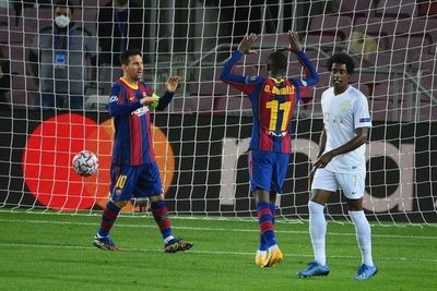 Sin Messi, pero con Dembélé: Barcelona recibe al Eibar