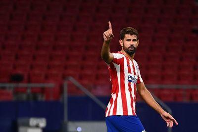 Diego Costa: sin entrenar en el Atlético y ¿su futuro?