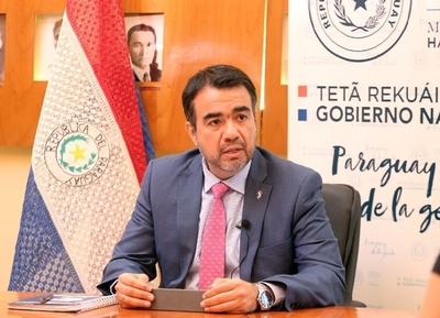 """""""La caída de economía paraguaya será solo de 1% este año"""", sostiene ministro"""