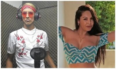 Perla Alegre y Dr. Medina grabaron juntos una canción