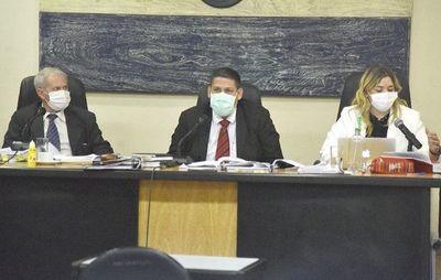 Exfiscala reprocha al presidente del tribunal que votó por no condenar a OGD