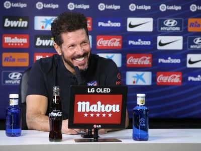 """Simeone y una posible renovación: """"Estoy muy feliz aquí"""""""