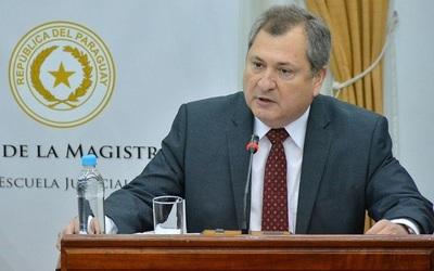 Caso audios: Ministro asegura que la Corte actuará cuando le llegue el expediente