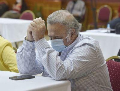 """Audios Filtrados: """"Espero que llegue a la Corte para que podamos actuar"""", dice Ministro de la Corte"""