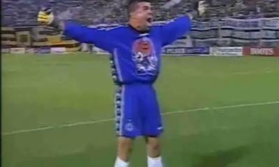 La última vez que Olimpia y Guaraní definieron al campeón